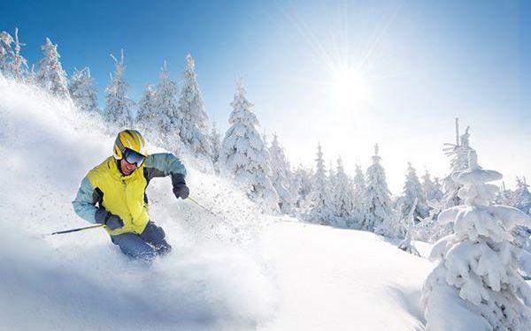 Zimní dovolená pro 2 s polopenzí v Jizerkách!
