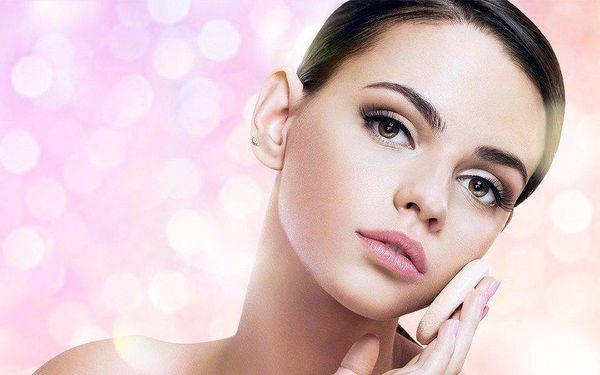 Kompletní 90minutové kosmetické ošetření