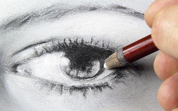 Víkendový kurz kreslení