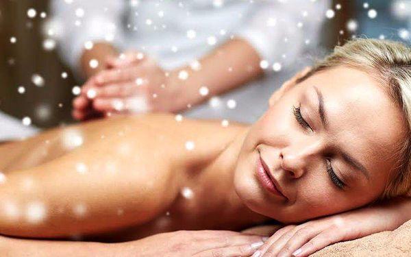60 minut masáží dle vlastního výběru