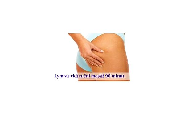 Zeštíhlující BOMBA: Ruční lymfatická masáž 90 minu...