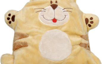 Cherry Belly Baby - nahřívací plyšová hračka Kočička