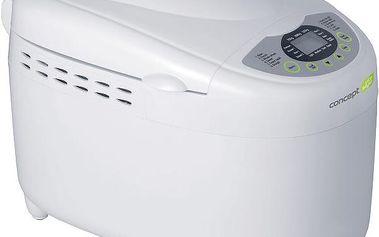 Pekárna chleba s bezlepkovým programem Concept PC-5040