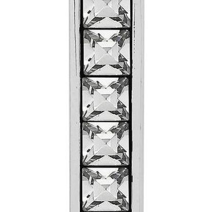 Náhrdelník se Swarovski Elements Stone Channel Crystal