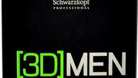 Schwarzkopf 3DMEN Root Activator Shampoo 250ml Přípravek proti padání vlasů M
