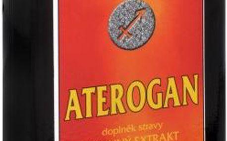 Bylinář Aterogan 200 ml pro detoxikaci organismu