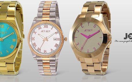 Dámské módní hodinky Jet Set