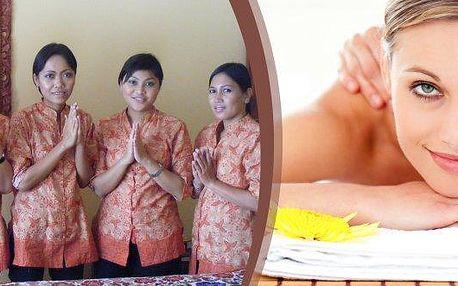Půlhodinová masáž zad a šíje nebo hodinová masáž dle Vašeho výběru! Jste ve stresu, unavení, nebo Vás trápí bolesti zad? Přijďte k nám vyzkoušet terapii thajskou olejovou masáží nebo tropickou Bali masáží! Masáž je vždy příjemným zážitkem! Spa salon v Hra