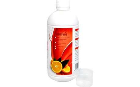 Survival L-Carnitin Fitness Natural s příchutí pomeranče 500 ml