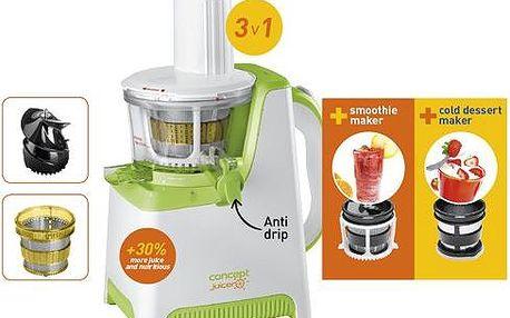 Concept Lis na ovoce a zeleninu Juicer LO-7045