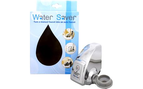 Spořič vody - adaptér na vodovodní baterii Water Saver (chrom)