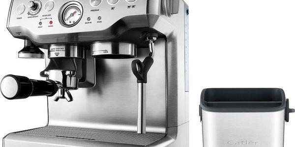 Automatické espresso Catler ES 8012 + KB 2010 + 3 roky záruka