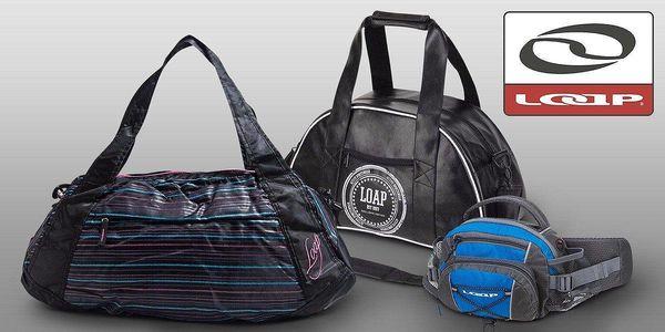 Sportovní tašky značky Loap