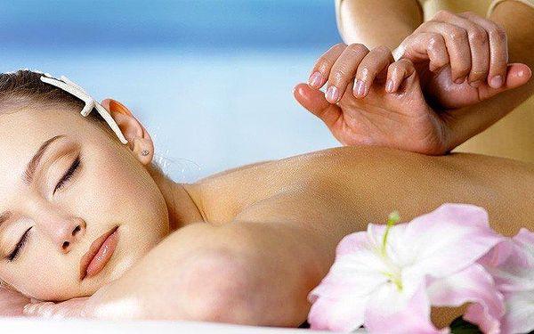 Relaxační masáž celého těla Bali Bali