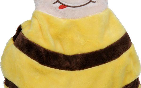 Cherry Belly Baby - nahřívací plyšová hračka Čmelda