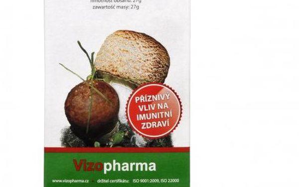 Vizopharma Žampion brazilský 24 tbl.