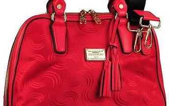 S.Fiorentino Elegantní kožená business kabelka A06-F074BB