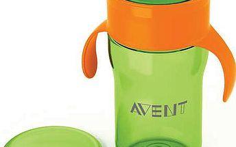 AVENT První skutečný hrneček 340 ml (zelený)