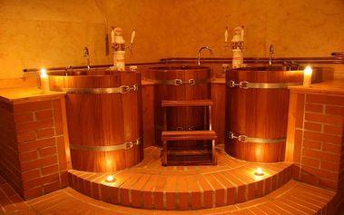 50 minut relaxace v pivní lázni v Praze