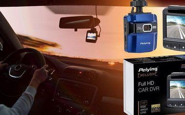 Full HD digitální kamera do auta