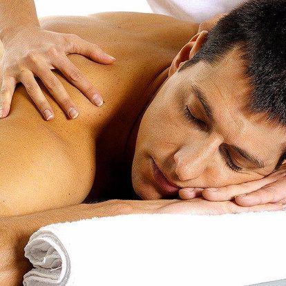Klasická masáž v délce 60 minut