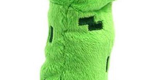 Minecraft - Plyšový Creeper