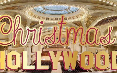 Hollywoodské Vánoce v Obecním domě