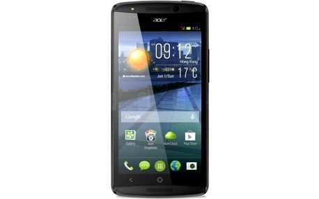Chytrý telefon Acer Liquid E700 na 3 SIM