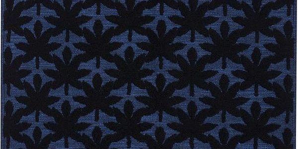 4Home Ručník Gaia modrá, 50 x 90 cm
