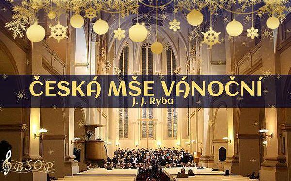 Nejznámější vánoční melodie v podání Bohemian Symphony Orchestra Prague v kostele sv. Salvátora!