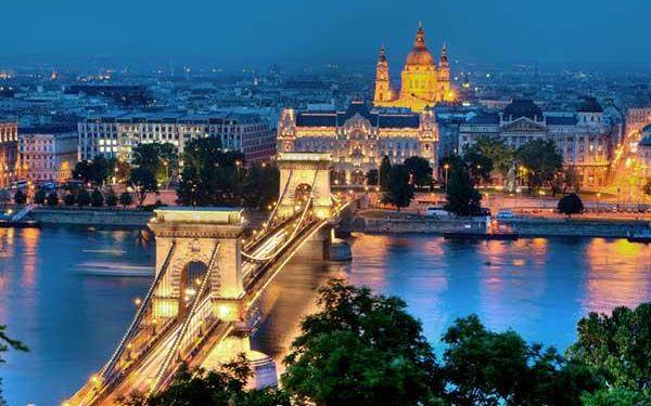 Exkluzivní pobyt v Budapešti pro 2 a dítě do 6 let