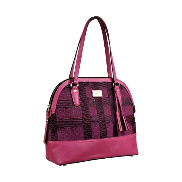 S.Fiorentino Elegantní kožená business kabelka D79-S014-1AVF