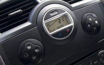 Servis autoklimatizace nebo dezinfekce ozónem