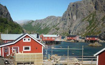 Za přírodou a kulturou do Norska a Švédska