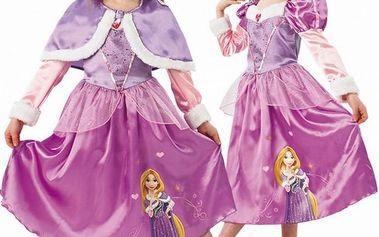 Krásný dětský kostým princezna Locika,