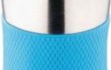 Termohrnek cestovní 380 ml, modrý RENBERG BL-1333modr