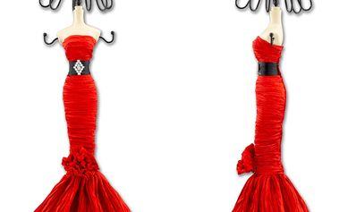 Fashion Icon Stojánek na šperky romantická panenka