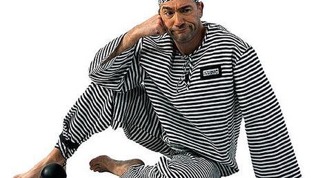 Kostým pro dospělé - vězeň