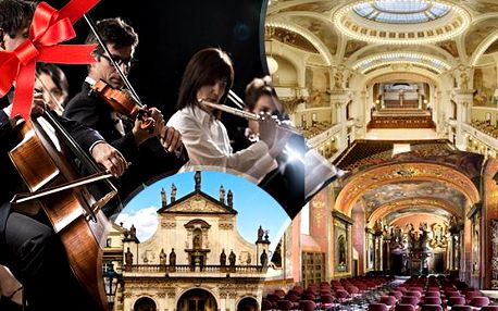 Pachelbel, Mozart, Vivaldi v Obecním domě + Masters of Classical Music v Klementinu! 2 koncerty!