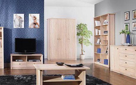 Kompletní nábytek do obývacího pokoje FINEZJA sestava 2