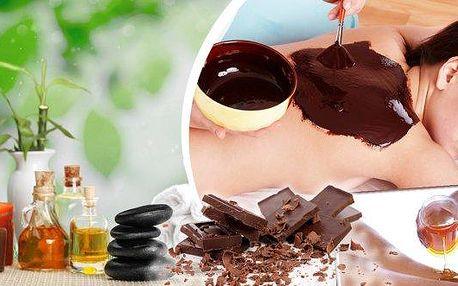 60-minutová medová detoxikační masáž nebo havajská masáž Lomi Lomi, masáž lávovými kameny či luxusní čokoládová masáž s peelingem a zábalem v délce 90 minut. Udělejte něco pro své zdraví a psychiku a dopřejte si maximální relaxaci a uvolnění v mosteckém s