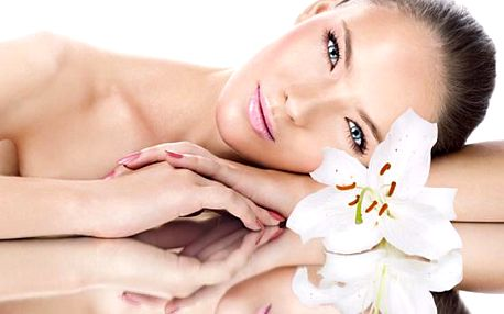 35min. kosmetické ošetření pleti českým ultrazvukovým přístrojem RYOR s čistící kaolinovou maskou proti akné!