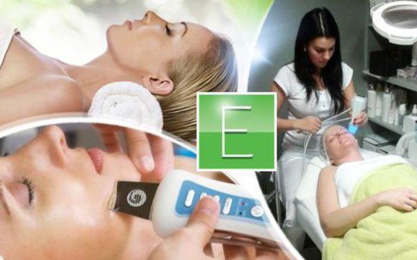 Kosmetické ošetření pro náročené dámy. 5 hodin péče ve 3 návštěvách. 3D lifting, čištění pleti + ošetření laserem.