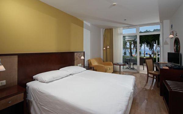 Hotel Epidaurus, Chorvatsko, Dalmácie, 7 dní, Vlastní, Polopenze, Alespoň 3 ★★★, sleva 0 %, bonus (Dálniční známka zdarma)