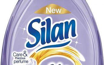 Silan Soft&Oils Purple aviváž 750 ml