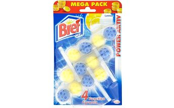 Bref Power Aktiv Lemon WC blok 3 x 50 g
