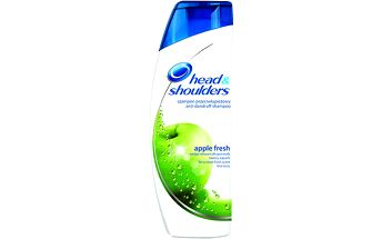 Head & Shoulders Apple fresh šampon proti lupům 400 ml