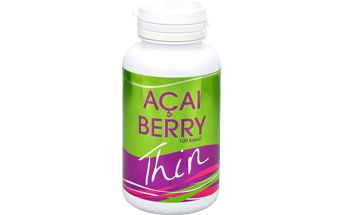 DoktorBio Acai Berry Thin 100 kapslí