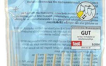 TEPE Mezizubní kartáčky 0,7mm Normal-žlutý 8 ks/bal.