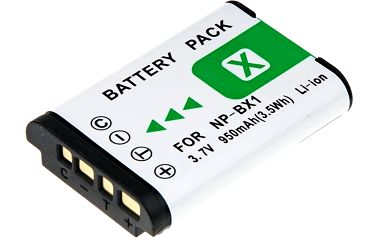 Baterie T6 power Sony NP-BX1, 1080mAh